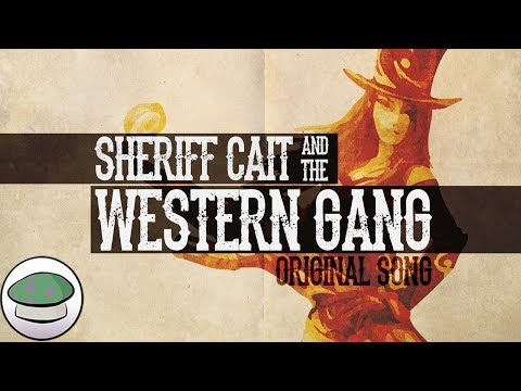 western - Buy this song ▻ http://theyordles.bandcamp.com/album/sheriff-cait-the-western-gang-single iTunes ▻ https://itunes.apple.com/album/sheriff-cait-western-gang/i...