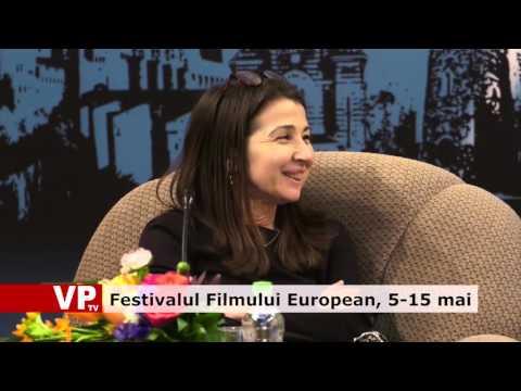 Festivalul Filmului European, 5-15 mai