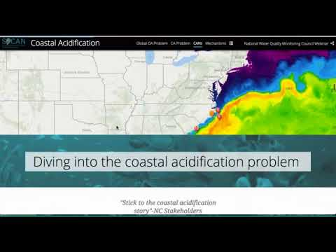 Coastal Acidification: moving from a global problem to a coastal water-quality issue