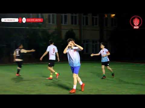 Ay Yıldız FC - GÜLTEPE UNİTED  Ay Yıldız - Gültepe United