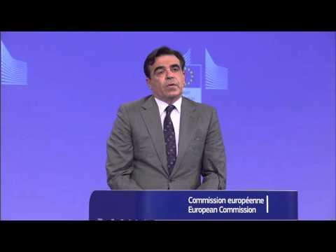 Κομισιόν: Νόμιμη η συμφωνία Ε.Ε. – Τουρκίας