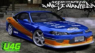 Nonton Fast and Furious Tokyo Drift Nissan Silvia S15 NFS Most Wanted 2005 Mod Film Subtitle Indonesia Streaming Movie Download