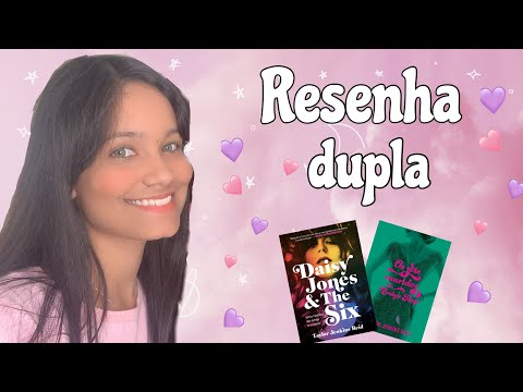 DAISY JONES & EVELYN HUGO: resenha dupla | Literarte