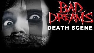 Check out this terrifying scene from Bad Dreams! Buy the film from Scream Factory at: https://www.shoutfactory.com/product/bad-dreams-visiting-hours-double-f...