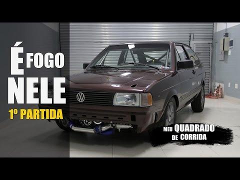 EP.9 - FOGO NELE 1º PARTIDA NO GOL