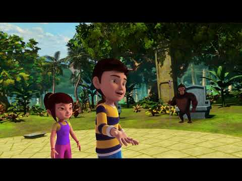 Rudra   Season 3   Episode 304   Rudra In Monkey's Kingdom