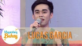 Video Lucas Garcia shares that he is a backup contender in Idol Philippines before | Magandang Buhay MP3, 3GP, MP4, WEBM, AVI, FLV Agustus 2019