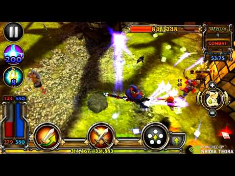 0 Android: Tegra2 Power sorgt für tolle Spiele. Teil 1!