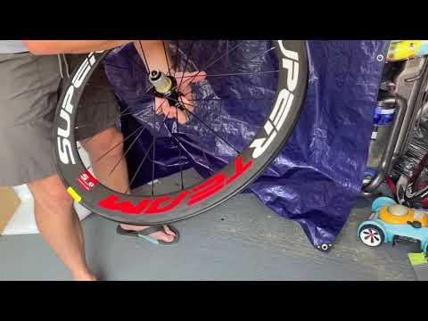 SuperTeam Carbon Wheels