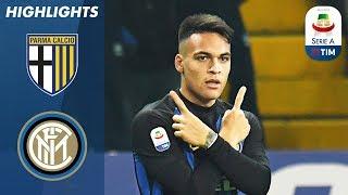 Video Parma 0-1 Inter | Super-Sub Martínez Fires Inter to Victory | Serie A MP3, 3GP, MP4, WEBM, AVI, FLV Maret 2019