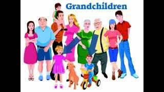 Membres De La Famille En Anglais (Anglais Facile | Vocabulaire | The Members Of The Family)