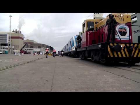 Video Recuperación Ferroviaria - Puerto Buenos Aires