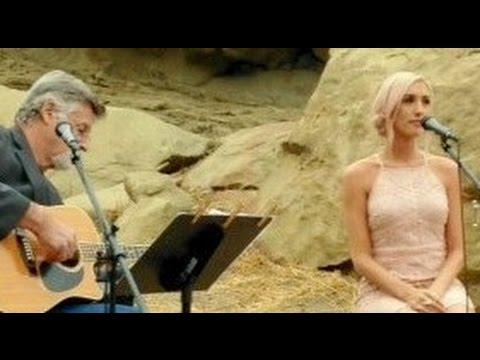 Love Me Tender - performed by Kelsey & Jerry Lansdowne