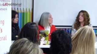 Presentación del libro La zona segura en The Women Station