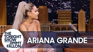 Video Ariana Grande Spills All the Tea About Her Album Title and Release MP3, 3GP, MP4, WEBM, AVI, FLV Oktober 2018