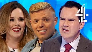 Video WORST EVER Players on 8 Out of 10 Cats Does Countdown | Part 1 MP3, 3GP, MP4, WEBM, AVI, FLV Agustus 2019