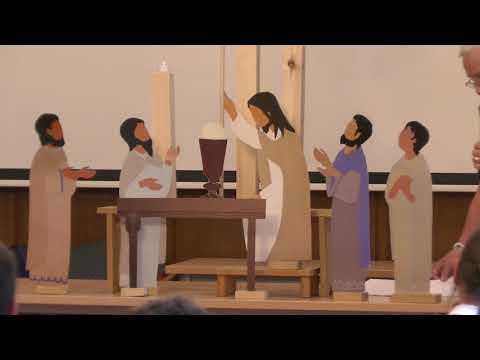 2018-06-02 Kateketika műhely a Sapientia Szerzetesi Hittudományi Főiskolán - Reggeli ima