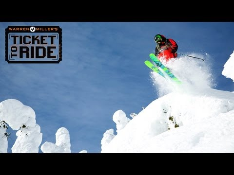 Warren Miller: Ticket to ride