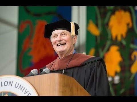 Carnegie Mellon University's 118th Commencement (видео)