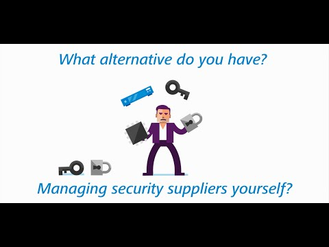 Take control: secure your future with Keys & Credentials