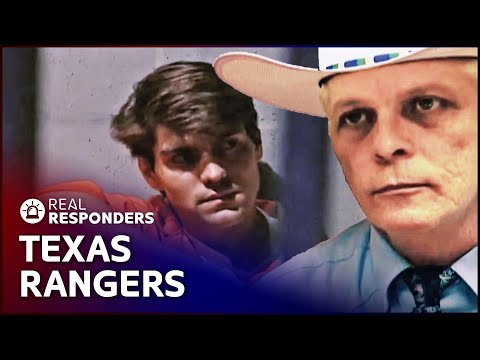 How Texas Rangers Are A Different Breed Of Detective | The New Detectives | Real Responders