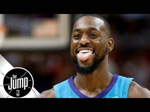 Should the Hornets give Kemba Walker a max deal? | The Jump