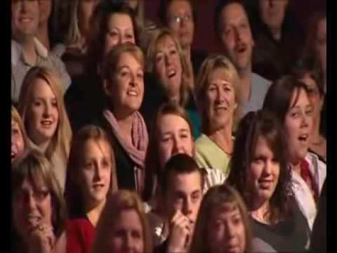 Britains Got Talent Connie Talbot, 6, WOWs Simon Cowell!