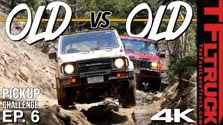 Old vs Old: Did Off-Roading in the Eighties Suck? | Cheap Jeep Challenge S2 Ep.6 by The Fast Lane Truck