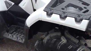 7. Polaris Sportsman 850 Mudder Inlaw Tires