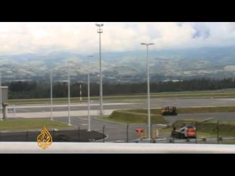 Ecuador airport moved to avoid fatal crashes