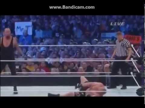 Brock Lesnar Vs Undertaker Wrestlemania 30 Part 3/3