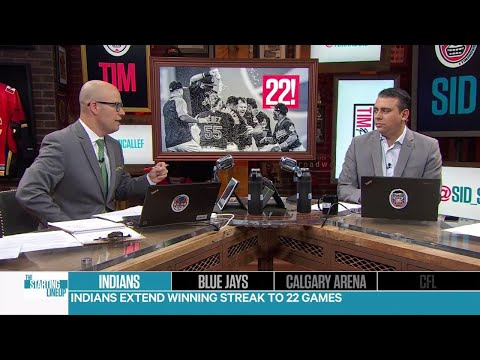Video: Tim & Sid: Is Indians' winning streak meaningless if they don't win World Series?