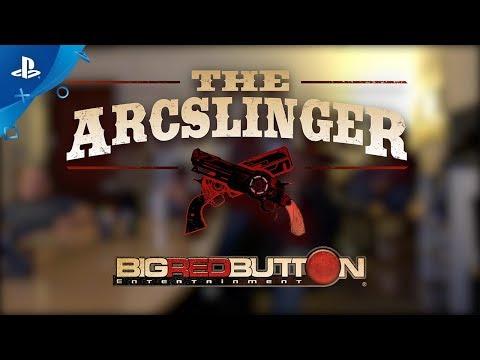 The Arcslinger - Behind-the-Scenes | PS VR - Thời lượng: 10 phút.