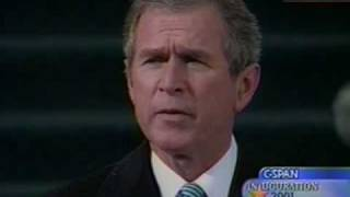 President George W. Bush 2001 Inaugural Address