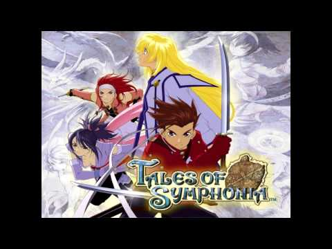 Tales of Symphonia OST - Water symphony-despair-