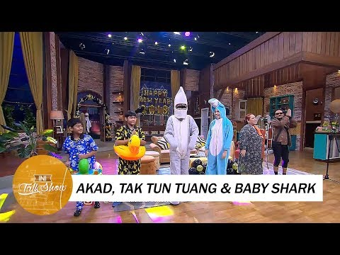 Kerennya Cast Ini Talk Show Cover Lagu Akad & Tak Tun Tuang