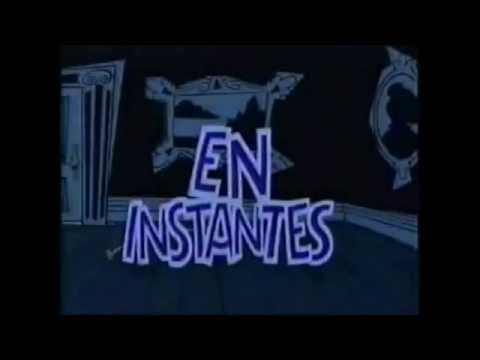 "Cartoon Network ""Coming Up Next"" Black (Midnight) Saw Bumper *RARE*"