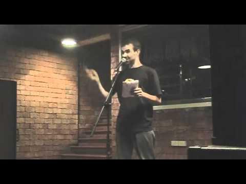 Joe's Vietnam comedy routine (kể chuyện hài hước)