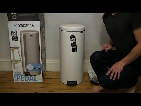 Brabantia newIcon Pedal Bin