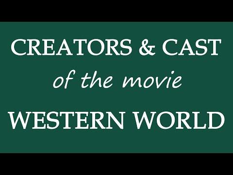 Western World (2017) Film Cast Information