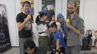Capcom's Tokyo Headquarters: A Walkthrough Tour