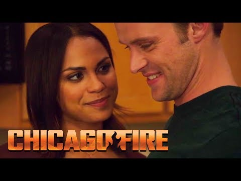 Best Of Casey And Dawson Season 1 | Chicago Fire