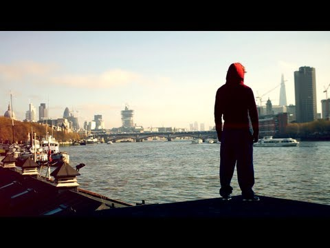 Peter Parkour London s SpiderMan