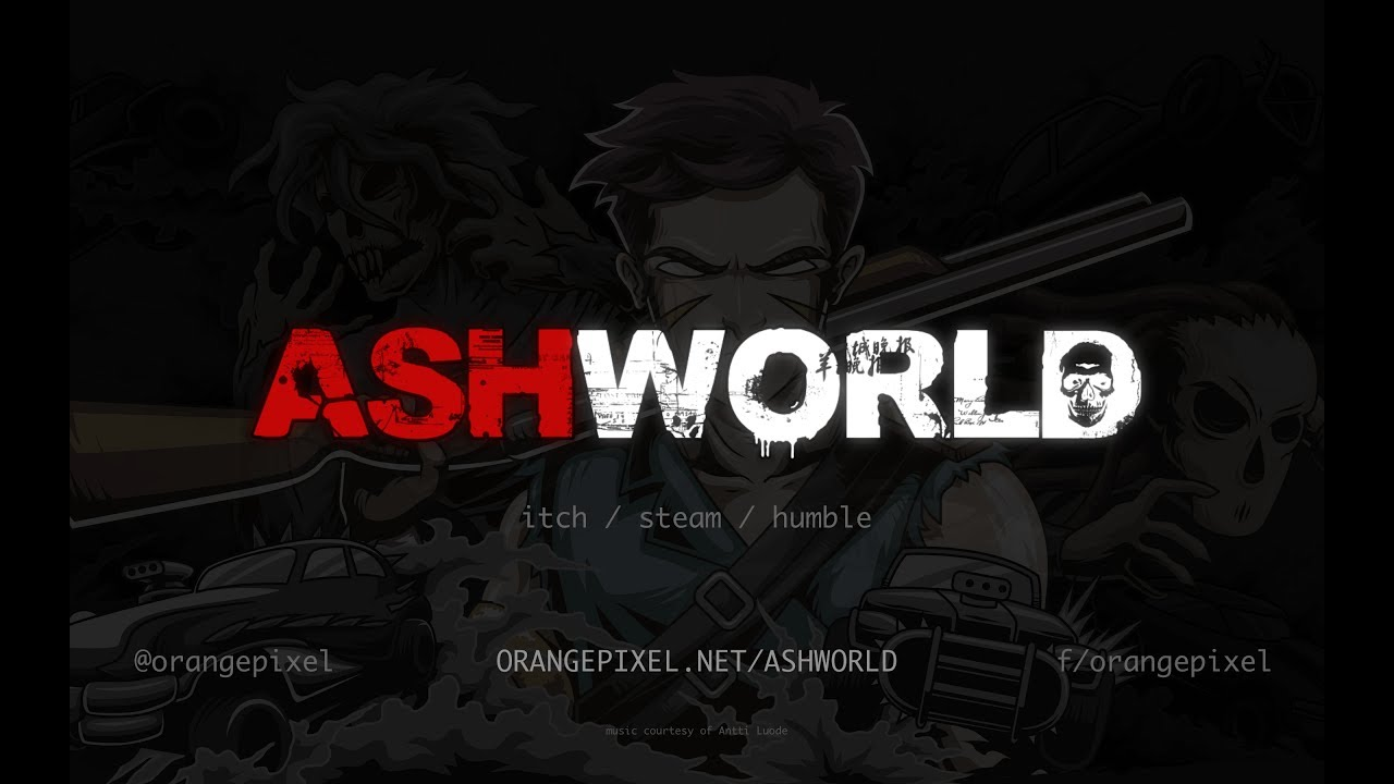photo image Orange Pixel's Open-World Survival Game 'Ashworld' Has Finally Hit the App Store