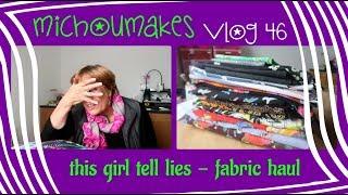 Video This girl tells lies- Fabric haul MP3, 3GP, MP4, WEBM, AVI, FLV Oktober 2018