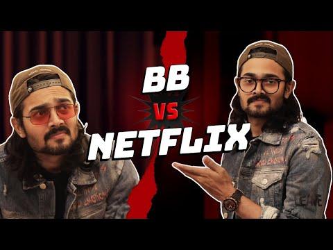 Why Bhuvan Bam has a problem with Netflix | @BB Ki Vines | Netflix India