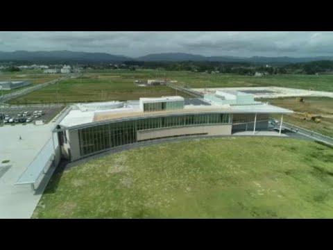 Ανοιξε το Μουσείο Φουκουσίμα