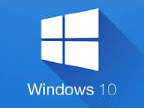 How to install windows 10 from ISO files