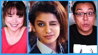 Video PRIYA PRAKASH VARRIER | ORU ADAAR LOVE | Song Reaction! MP3, 3GP, MP4, WEBM, AVI, FLV Maret 2018