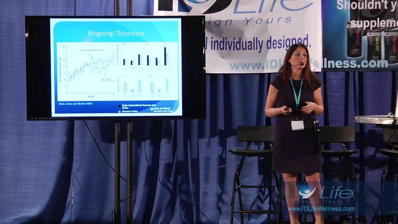 Dr. Nicole Avena – The New Science of Sugar Addiction
